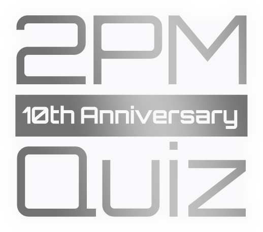 2PM 10th Anniversary Quiz