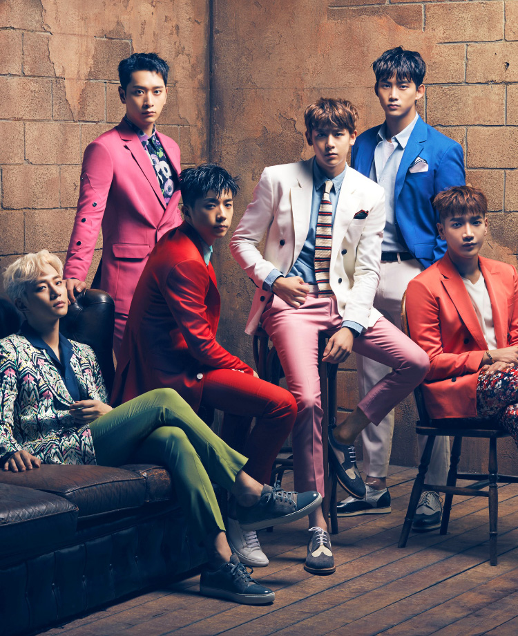 2PM Official Fan Club Hottest ...