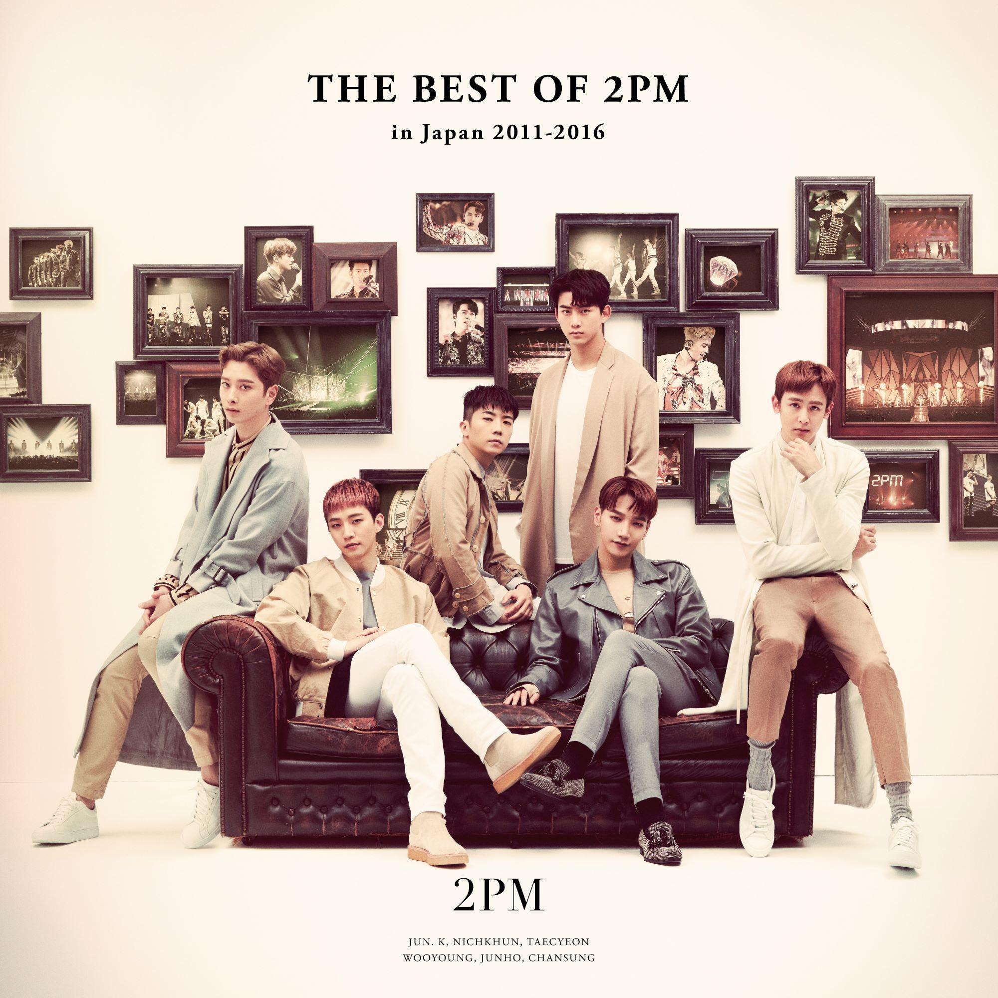 2pm Official Fan Club Hottest Japan